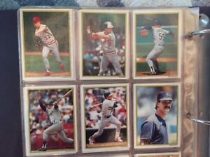 1989 Topps All-Star Baseball Collector's Edition 60-card Set