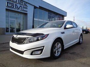 2015 Kia Optima Only one! Move fast! Clean Carproff |Heated Seat Edmonton Edmonton Area image 2