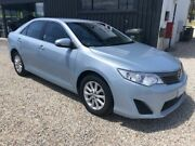 2014 Toyota Camry ASV50R Altise Blue 6 Speed Automatic Sedan Arundel Gold Coast City Preview