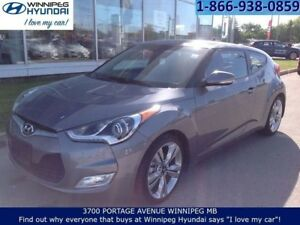 2015 Hyundai VELOSTER DCT Tech Package Backup Camera Sunroof