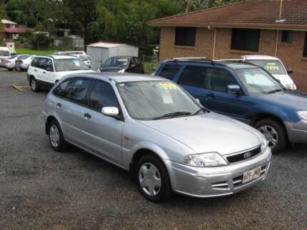 2001 Ford Laser Hatchback Clunes Lismore Area Preview