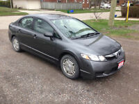 2009 Honda Civic DXG Sedan Kitchener / Waterloo Kitchener Area Preview