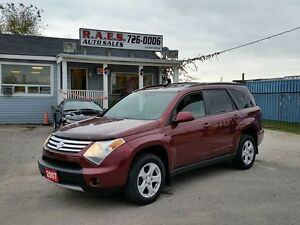 2007 Suzuki XL-7 AWD 7 Passenger Luxury Sunroof