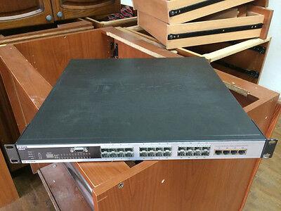 D-Link DXS-3326GSR 10/100/1000Mbps Managed Stackable Multilayer Switch gigabit