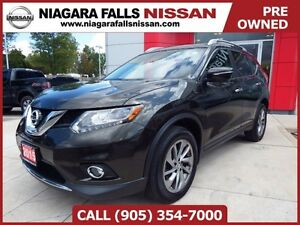 2015 Nissan Rogue SL | AWD | LEATHER | PANORAMIC