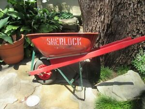 Sherlock 100L wheelbarrow North Sydney North Sydney Area Preview