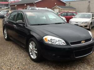 2012 Chevrolet Impala LTZ 179KMS $7995 MID CITY 1831 SASK AVE