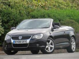 Volkswagen Eos 2.0TDI DSG 2008MY Sport ONLY 38,000 MILES