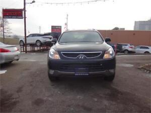 2012 Hyundai Veracruz Limited w/Nav   Car Fax No claim.