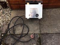 Greenhouse Heater - Gas