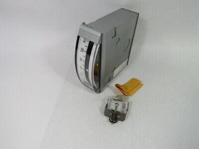 Electro-meters Yokogawa-180-014-xsxs Edgewise Meter 30-0-30 Offon Used