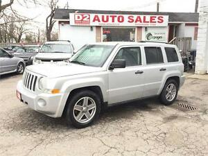 2008 Jeep Patriot Sport/Clean Carproof/Gas Saver/Certified