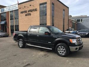 2014 Ford F-150 XLT 4x4 SuperCrew Cab XTR