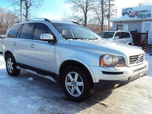 2010 Volvo XC90 3.2 AWD 7 PASS LEATHER DVDS SUNROOF HEATED SEATS
