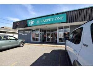 A commercial building in a convenient location in Vernon!