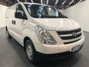 2014 Hyundai iLOAD TQ-V MY15 White Manual Van Fyshwick South Canberra Preview
