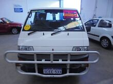 2005 Mitsubishi Express SJ M05 SWB White 5 Speed Manual Van Wangara Wanneroo Area Preview