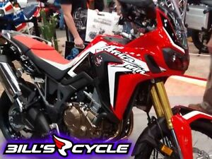 2016 HONDA .. Sale Pending more 17's here soon CRF 1000 LARG   A