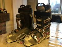 Nordica Ski Boots (new like) worn twice