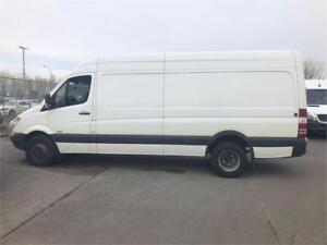 "2013 MERCEDES-BENZ 3500 SPRINTER 170"" EXT & HIGH ROOF 141,000/KM"