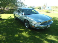 2003 Buick Park Avenue Beige leather Sedan