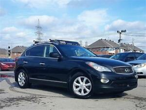 INFINITI EX35 2010/AUTO/AWD/AC/CUIR/CAMERA/FULL ELECT/AUX/MAGS!!