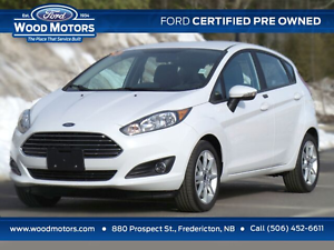 2015 Ford Fiesta SE (Certified Pre-Owned)