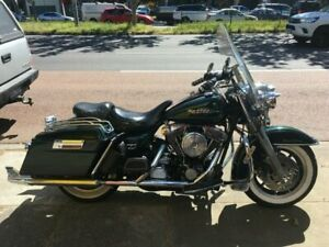 1996 Harley-Davidson FLHRI Road King 1340CC Cruiser Collingwood Yarra Area Preview