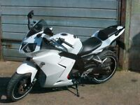 daelim 125 roadsport