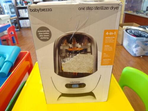 Baby Brezza BRZ0098 Baby Bottle Sterilizer and Dryer Machine 4 in 1 System