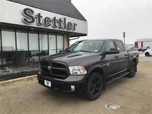 2017 Ram 1500 OUTDOORSMAN! EXTENDED WARRANTY! HEATED SEATS!