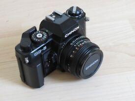 Chinon CG-5 35mm camera for sale