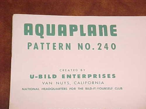 U-Bild Enterprises 1950