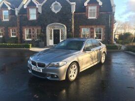 2012 BMW 520D M SPORT 2 LITRE