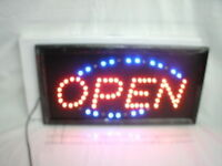 Assorted OPEN SIGN, BAR Signs, ATM Sign etc! ⇖⇗ $44 Ship_FREE✘