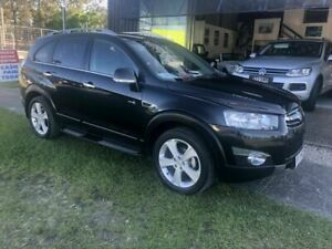 2013 Holden Captiva series2 LX Black 6 Speed Automatic Wagon Arundel Gold Coast City Preview