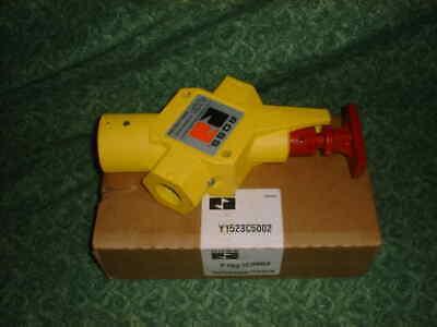 Ross Lox Series 15 Pneumatic Safety Shutoff Valve Y1523c5002 28534-l5