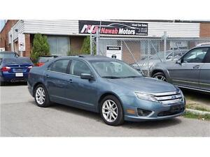 2012 Ford Fusion SEL 4 Cylinder Automatic Sunroof Bluetooth
