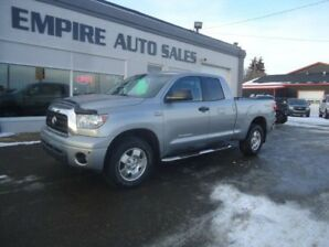 2007 Toyota Tundra SR5 4x4 Double Cab 145.6 in. WB