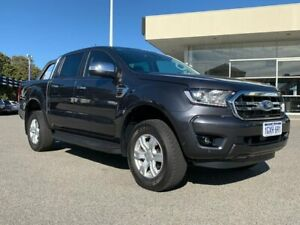 2019 Ford Ranger PX MkIII 2019.75MY XLT Pick-up Double Cab Grey 10 Speed Sports Automatic Utility