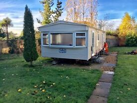 STATIC CARAVAN ST HELENS HOLIDAY PARK ISLE OF WIGHT FINANCE AVAILABLE 12 MONTH SEASON