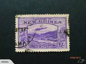 territory New Guinea 1935 AIR £2 Violet SG 204 VERY high CV Burpengary Caboolture Area Preview