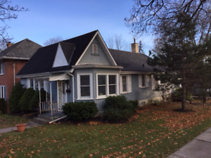 Executive 3 bedroom bungalow in the Old West End