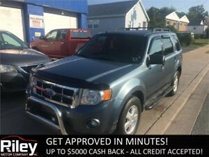 2011 Ford Escape XLT STARTING AT $121.33 BI-WEEKLY