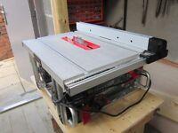 Bosch GTS10J2 254mm Portable Table Saw 240V