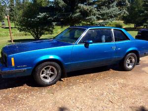 1980 Pontiac Le Mans Coupe (2 door) *PRICE REDUCED*