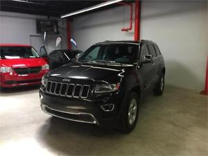 JEEP GRAND CHEROKEE LIMITED, 4WD, NAVIGATION, TOIT OUVRANT, INTÉ