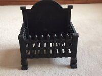 New Cast Iron Fire Basket