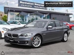 2014 BMW 528i X-DRIVE EXECUTIVE PKG |NAV|CAMERA|PHONE|1OWNER