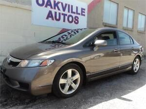 2010 Honda Civic Sdn AUTOMATIC A/C Sport POWER GROUP SAFETY INCL